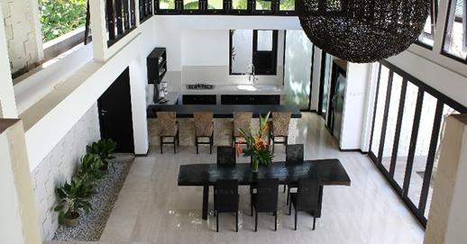 Floor Plan Type O Bali Artemis Villa Amp Hotels Official Site